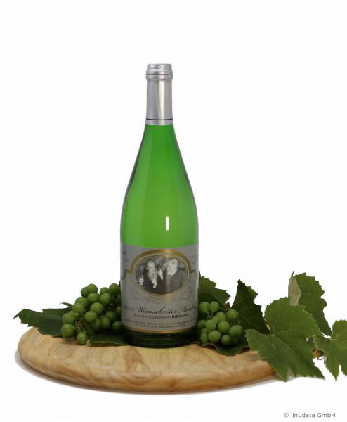 Weinschröter Riesling – HALBTROCKEN