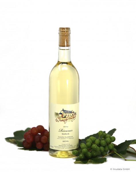 Rivaner Feinherb - Qualitätswein